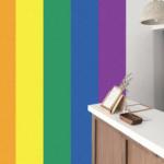 壁紙クロスの色の心理効果と12色の壁紙コーディネート60選