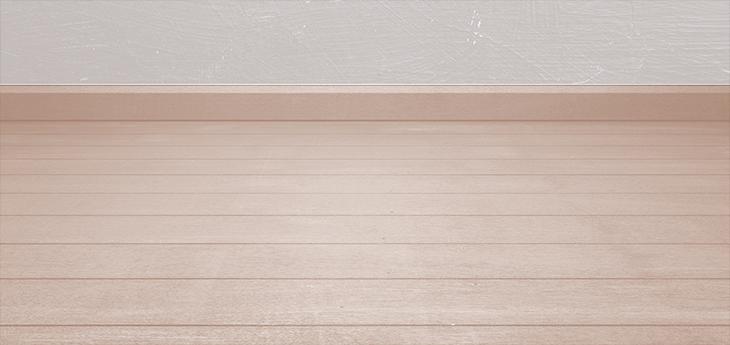 薄い茶色(明るい茶色)のフローリング