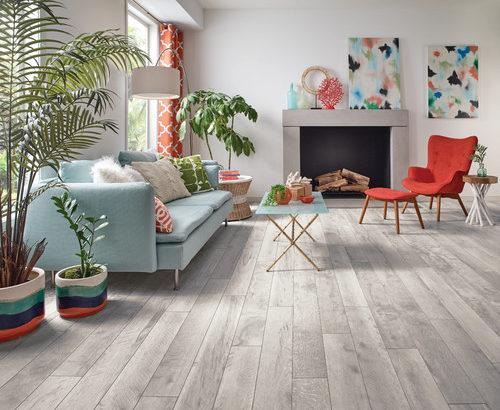 グレーの床が熱い!グレイッシュな床のインテリアのコツ&46実例