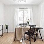 生活感ゼロ&簡単!黒×ホワイトのおしゃれダイニングルーム60選