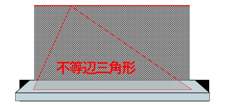 不等辺三角形