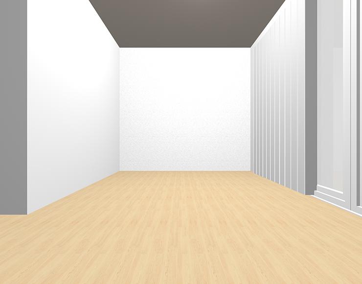 明るい茶色の床