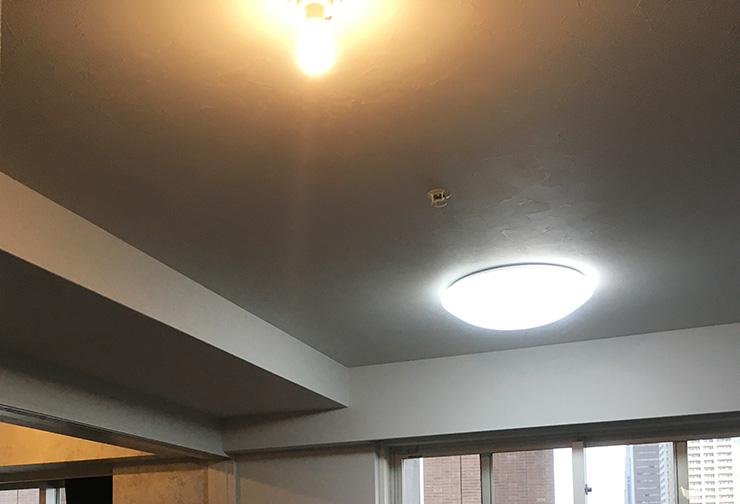 現在の照明器具