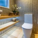 好きなスタイル発見!9つのインテリアテイスト別トイレ実例54選