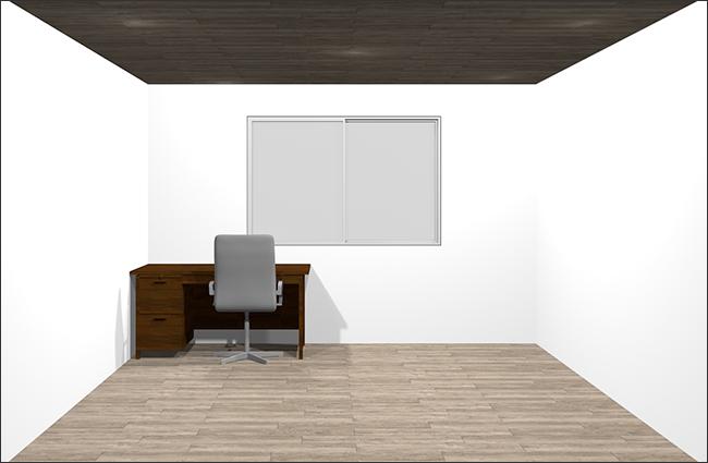 8畳の書斎