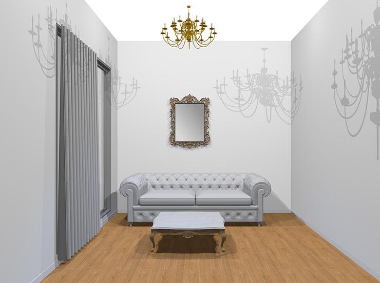 クラシカルな家具