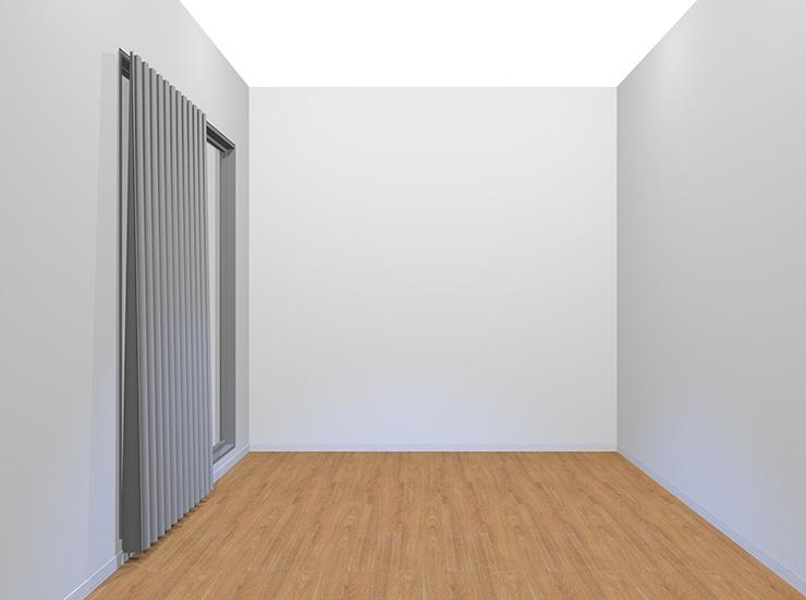 モダンな内装の部屋