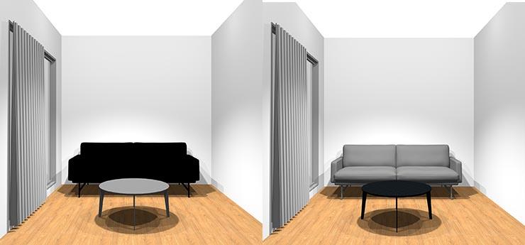 家具とソファ