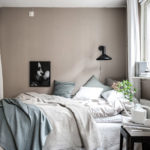 寝室の壁紙・アクセントクロス14種類の色別インテリア実例90選