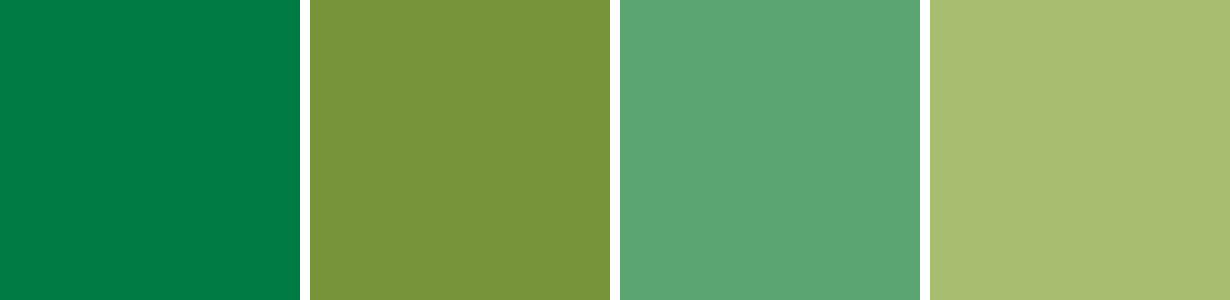 グレイッシュグリーン