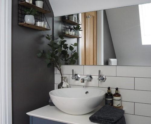北欧らしさを演出するトイレ内のインテリア7つ&厳選48実例