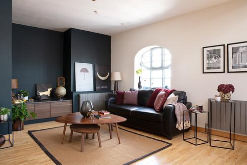 高級感アップ!!薄い茶色の床×ブラックのインテリア実例45選