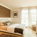 狭い寝室のレイアウト&広く見える配色&おしゃれインテリア実例