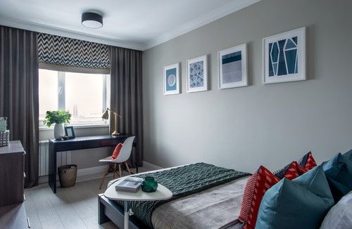 【プロ推奨】狭い寝室に使いたい落ち着き重視の暗い色6つ&35実例