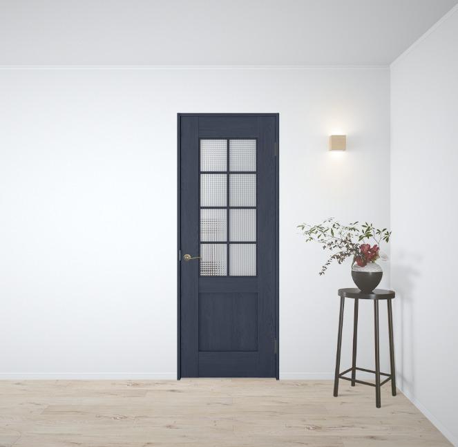 パナソニックのくすみカラーのドア